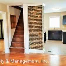 Rental info for 242 Clover Ln. in the St. Matthews area