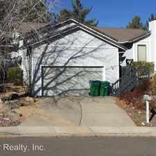 Rental info for 2601 Chaparral