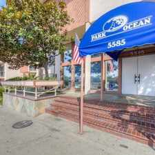 Rental info for 5585 E Pacific Coast Hwy Long Beach in the Alamitos Heights area