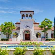 Rental info for Legacy in the Scripps Ranch area