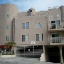 Rental info for 1156 Hacienda Place #203 in the Los Angeles area