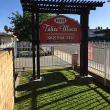 Rental info for 14042 Coteau Dr -1 in the South Whittier area