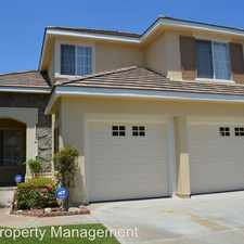 Rental info for 2749 Somerset in the Rowland Heights area