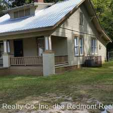 Rental info for 8621 2nd Ave N in the North Eastlake area