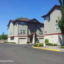 "Rental info for 1375 SW ""A"" Avenue in the Corvallis area"
