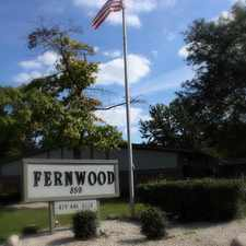 Rental info for Fernwood Apartments 859 Miami Street, #1 in the Tiffin area