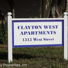 Rental info for 1515 West St. - Wst7