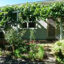Rental info for Neat & Tidy Unit Close to Town in the Armidale area
