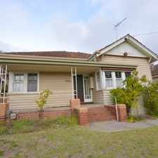Rental info for Three bedroom family home in great location. in the Mount Pleasant area