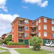 Rental info for Fantastic Location, Modern & Close To UNSW & POW Hospital in the Sydney area