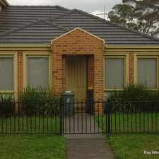 Rental info for GREAT LOCATION ONLY A 5 MINUTE WALK TO RMIT in the Melbourne area