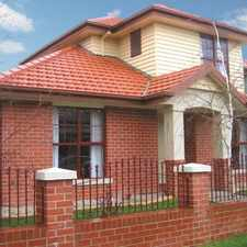 Rental info for LOCATION, LOCATION, ONE BLOCK TO LAKE, SHORT WALK TO HOSPITAL PRECINCT in the Ballarat area