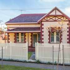 Rental info for Original Character Villa with HUGE YARD! in the Adelaide area