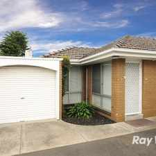Rental info for Excellent two bedroom unit! in the Melbourne area