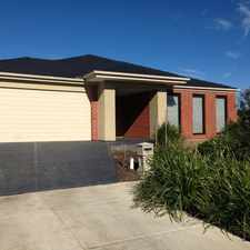 Rental info for FOUR BEDROOM FAMILY HOME in the Melbourne area