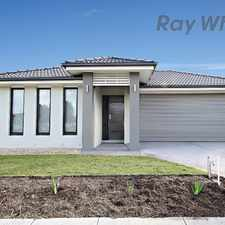 Rental info for Brand New Beauty in Point Cook !