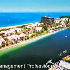 Rental info for 7600 Bayshore Dr. Unit 301 in the St. Petersburg area