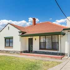 Rental info for Large family home in the Edwardstown area