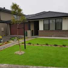 Rental info for Peace and Tranquility in the palm of your hands... in the Melbourne area