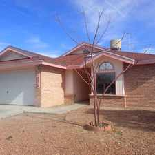 Rental info for 12274 Delacroix in the El Paso area