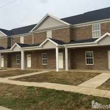 Rental info for NEW CONSTRUCTION TOWNHOMES FOR RENT!