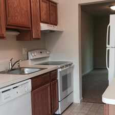Rental info for You'll have room for your big screen in the spacious living room. Washer/Dryer Hookups!