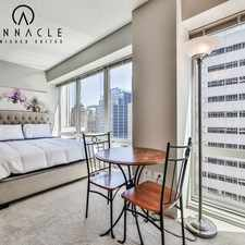Rental info for $4300 0 bedroom Apartment in Downtown Loop in the Near West Side area