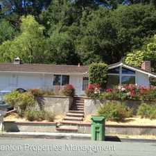 Rental info for 2092 Donald Dr. in the Oakland area