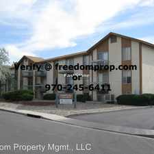 Rental info for 1300 N 21st Street in the 81501 area