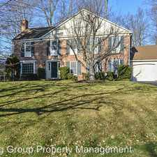 Rental info for 10121 Donegal Court in the Potomac area