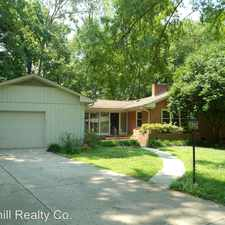 Rental info for 1123 Lynnbrook Dr in the Stonehaven area