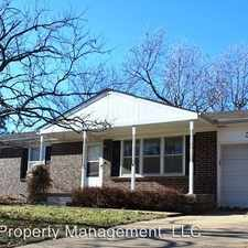 Rental info for 3018 James Ave.