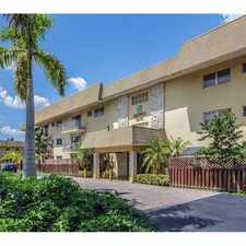 Rental info for 8475 Southwest 94th Street #108E in the Pinecrest area
