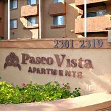 Rental info for Elan Paseo Vista