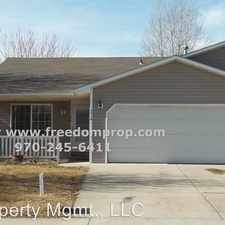 Rental info for 531 29 3/8 Rd #A in the 81501 area