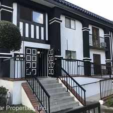 Rental info for 625/629 N. Kenwood St. - 213 in the Los Angeles area