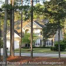 Rental info for 172 Pinecrest Circle