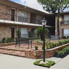 Rental info for Villages at Meyerland in the Meyerland Area area