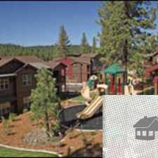 Rental info for Save Money with your new Home - Truckee