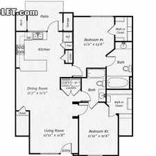 Rental info for Two Bedroom In San Fernando Valley in the Los Angeles area