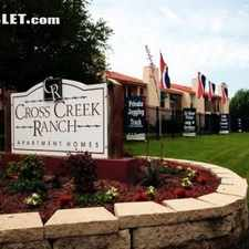 Rental info for $890 2 bedroom Apartment in Fort Worth Overton Park in the Fort Worth area