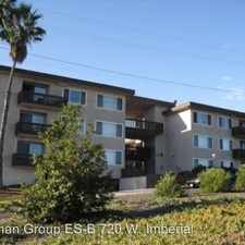 Rental info for 720 W. Imperial Avenue