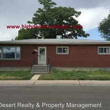 Rental info for 1911 N. 10th St in the 81501 area