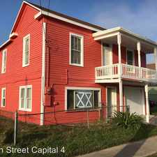 Rental info for 3428 Ball St in the 77550 area