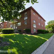 Rental info for 809 W. Illinois St. in the 61801 area
