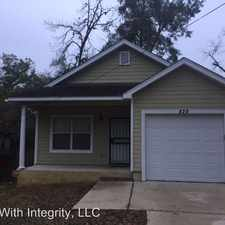 Rental info for 829 Dent Street in the Tallahassee area