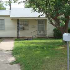 Rental info for 2225 Meander Street in the Abilene area