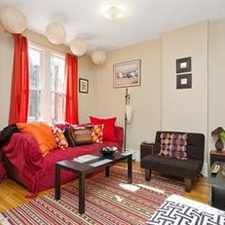 Rental info for 15 Greenwich in the Meeting House Hill area