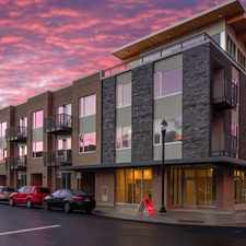 Rental info for The Rise Old Town Apartment in the Central Beaverton area