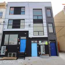 Rental info for 1204 E Palmer Street - (First Floor) in the Northern Liberties - Fishtown area
